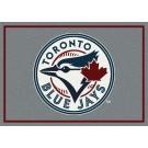 "Toronto Blue Jays 7' 8"" x 10' 9"" Team Spirit Area Rug by"