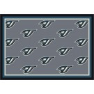 """Toronto Blue Jays 2' 1"""" x 7' 8"""" Team Repeat Area Rug Runner by"""