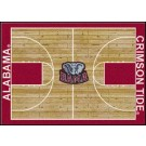 "Alabama Crimson Tide 7' 8"" x 10' 9"" Home Court Area Rug by"