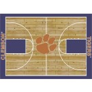 "Clemson Tigers 5' 4"" x 7' 8"" Home Court Area Rug"