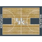 "Kentucky Wildcats 5' 4"" x 7' 8"" Home Court Area Rug"