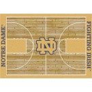 "Notre Dame Fighting Irish 5' 4"" x 7' 8"" Home Court Area Rug"