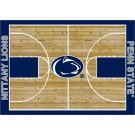 "Penn State Nittany Lions 7' 8"" x 10' 9"" Home Court Area Rug by"