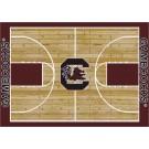 "South Carolina Gamecocks 7' 8"" x 10' 9"" Home Court Area Rug by"