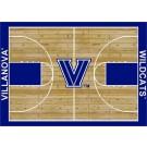 "Villanova Wildcats 5' 4"" x 7' 8"" Home Court Area Rug"
