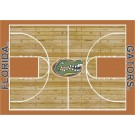 """Florida Gators 7' 8"""" x 10' 9"""" Home Court Area Rug by"""