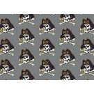 "East Carolina Pirates 7' 8"" x 10' 9"" Team Repeat Area Rug by"
