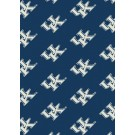 """Kentucky Wildcats 7' 8"""" x 10' 9"""" Team Repeat Area Rug by"""
