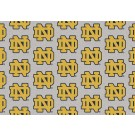 """Notre Dame Fighting Irish 7' 8"""" x 10' 9"""" Team Repeat Area Rug by"""