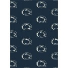 "Penn State Nittany Lions 7' 8"" x 10' 9"" Team Repeat Area Rug by"