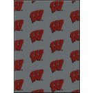 """Wisconsin Badgers 7' 8"""" x 10' 9"""" Team Repeat Area Rug by"""