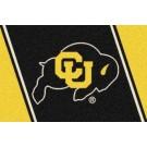 Colorado Buffaloes 5' x 8' Team Door Mat by