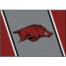 "Arkansas Razorbacks ""Running Razorback"" 22"" x 33"" Team Door Mat"