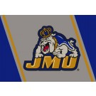 "James Madison Dukes 33"" x 45"" Team Door Mat"