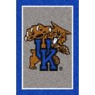 Kentucky Wildcats (Vertical) 5' x 8' Team Door Mat by