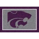 """Kansas State Wildcats 22"""" x 33"""" Team Door Mat"""