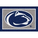 Penn State Nittany Lions (Logo) 5' x 8' Team Door Mat by