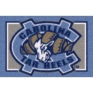 "North Carolina Tar Heels 22"" x 33"" Team Door Mat"