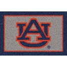 "Auburn Tigers Blue ""UA"" 5' x 8' Team Door Mat by"