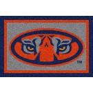 Auburn Tigers (Tiger Eyes) 5' x 8' Team Door Mat by