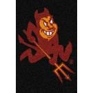 "Arizona State Sun Devils ""Devil"" 22"" x 33"" Team Door Mat"
