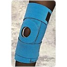 Neoprene Universal Wrap Around Knee Support (Blue Regular)
