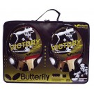"Butterfly ""Victory"" 4-Player Table Tennis Racket and Ball Set"
