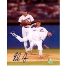 "Nolan Ryan Autographed (Triple Exposure) 8"" x 10"" Photograph (Unframed)"