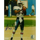 Brian Manning Miami Dolphins Autographed 8 x 10 Photograph (Unframed)