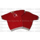 1967 Philadelphia 76ers Throwback Warm-Up Pullover From Mitchell and Ness by