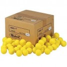 Yellow Lion Table Tennis Practice Balls - 1 Gross