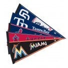 Major League Baseball Team Pennants - Set of 30 MLB Teams