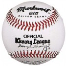 "9"" Bantam and Midget Khoury League Baseballs from Markwort - (One Dozen)"