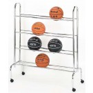 Four Level Ball Rack Carrier from Markwort