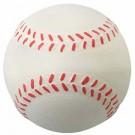 """8"""" Sponge Foam Baseballs from Markwort - 1 Dozen"""