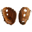 "10"" Double Open Web Youth Infield / Outfield Baseball Glove from Markwort - (Worn on Left Hand)"