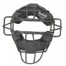 Adult Size Professional Model Catcher's / Umpire's Mask from Markwort (Black)