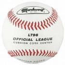 """9"""" LT96 Leather Cover Baseballs from Markwort - (One Dozen)"""