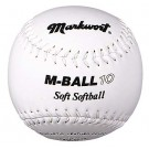 "10"" Soft and Light Safety Softballs From Markwort ( 1 Dozen )"
