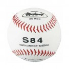 """8 1/2"""" Synthetic Cover Junior Size Youth League Baseballs from Markwort - (One Dozen)"""