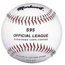 """9"""" Top Grade Practice Baseballs from Markwort - (One Dozen)"""