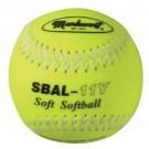 """Soft and Light 11"""" Softballs from Markwort  - 1 Dozen"""