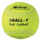 """Soft and Light 12"""" Softballs from Markwort - 1 Dozen"""
