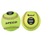 "12"" Radar Speed Sensor Yellow Softball from Markwort"