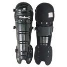 Single Knee Cap Umpire Leg Guards from Markwort - One Pair