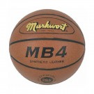 Synthetic Leather Wide Channel Basketball from Markwort