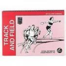 Cramer National Federation High School Track & Field Scorebooks - Set of 3
