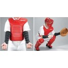 Adult Catcher's Protective Inner Forearm Sleeves - 1 Pair