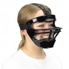 Game Face® Large Sports Safety Mask without Harness (Black)