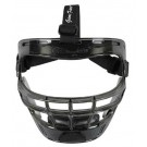 Game Face® Medium Smoke Sports Safety Mask with Black T-Harness